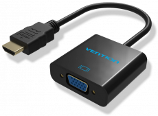 Конвертер Vention VAA-V05 (HDMI - VGA)
